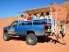 Unterwegs zum Upper Antelope Canyon