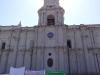 Die Kathedrale von Arequipa
