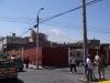 Arequipa Altstadt mit Vulkan im Hintergrund
