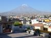 Arequipa und der Vulkan Mitsi