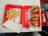 mhmm Burger von In'N'Out Burger
