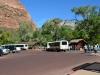 überfüllter Zion National Park