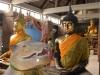 Buddhas in Wat Phu Khao Thong