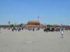 Beim Tian'anmen Platz