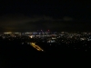 Aussicht von Mount Coot-Tha by night