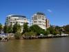 Aussicht vom River