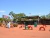 das einzige Roadhouse zwsichen Port Hedland und Broome