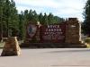 Bryce Canyon Eingang