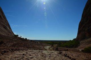 Wanderung bei den Kata Tjuta