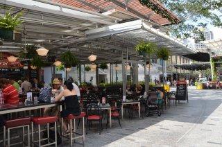Pub/Restaurant an der Queen Street Mall