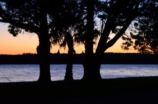 Sunset in Croki