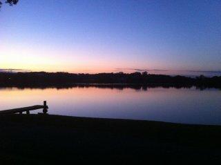 Sunrise in Croki