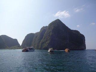 Tauchen auf Koh Phi Phi