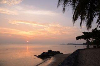 Sunset in Koh Phangan