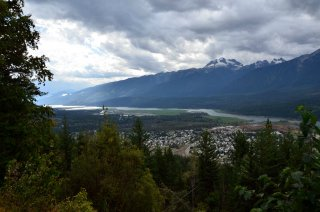 Mount Revelstoke View