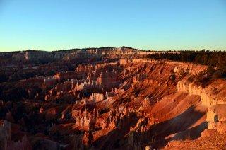 Sunrise im Bryce Canyon