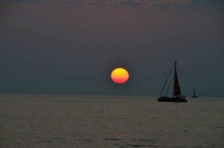 Sunset @Waikiki Beach