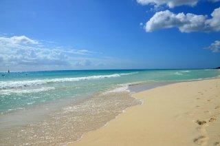 The Beach einfach super...