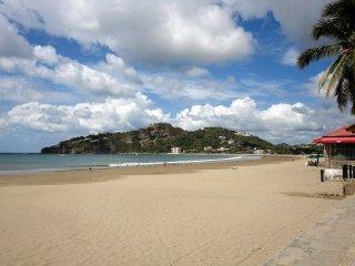 Der Strand in San Juan del Sur