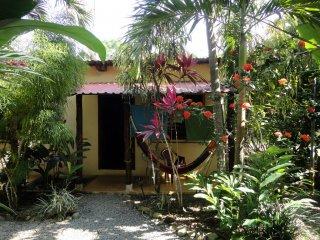 Unsere Unterkunft in Dominical