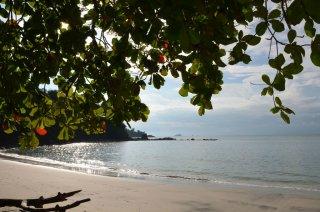 ...einen schönen Strand...