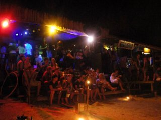 Unsere Strand-Party