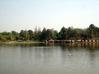 das Reservoir in Chiang Mai