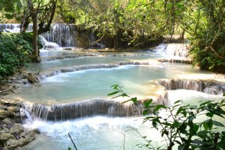 Kuangsi Waterfall, ein Traum