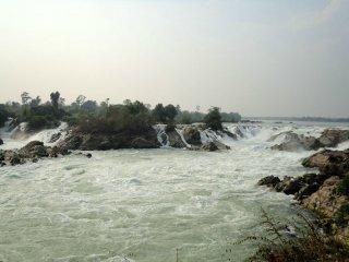 Khone Pha Pheng Wasserfall