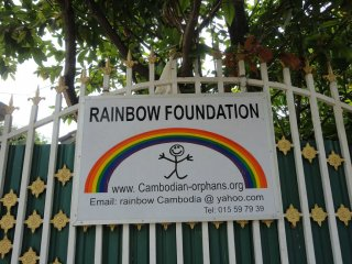 Rainbow House