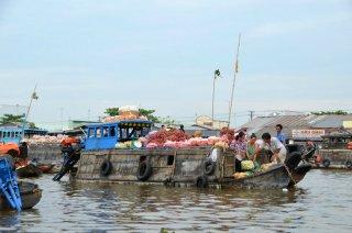 Der Floating Market