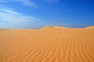 Die Weissen Sanddünen