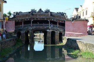 die bekannte Japanese Bridge