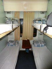 Der Nachtzug nach Lao Cai