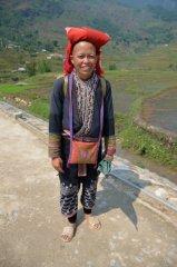 eine Dao Frau