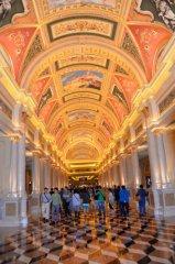 Im Venetian in Macau