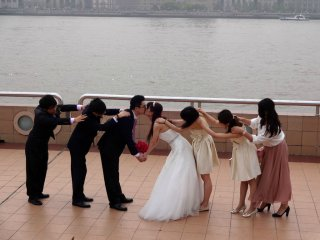 Hochzeitfotosession
