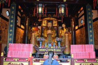 Gods Tempel