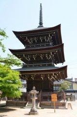 Takayamo - Hida Kokubunji Tempel