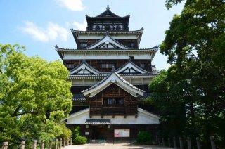 Hiroshima Burg