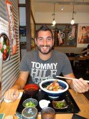 lecker Sushi Essen