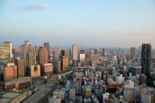 Aussicht von Umeda Sky Building