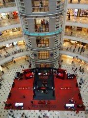 Einkaufszentrum in den Petronas Towers