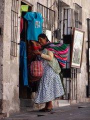 Einheimische von Arequipa