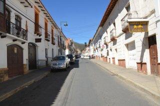 Sucre Stadt