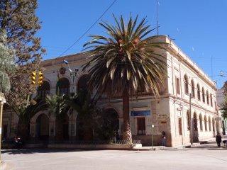 Tupiza Plaza