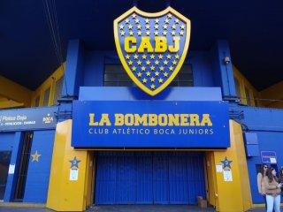 Fussballstadium la Bombonera