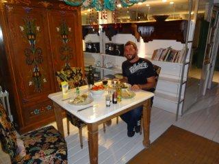 gemütliches Abendessen zu Hause :-)