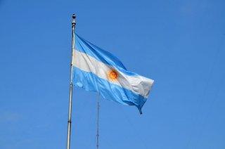 Argeninien Flagge