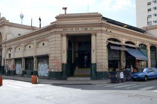 Der Mercado von San Telmo